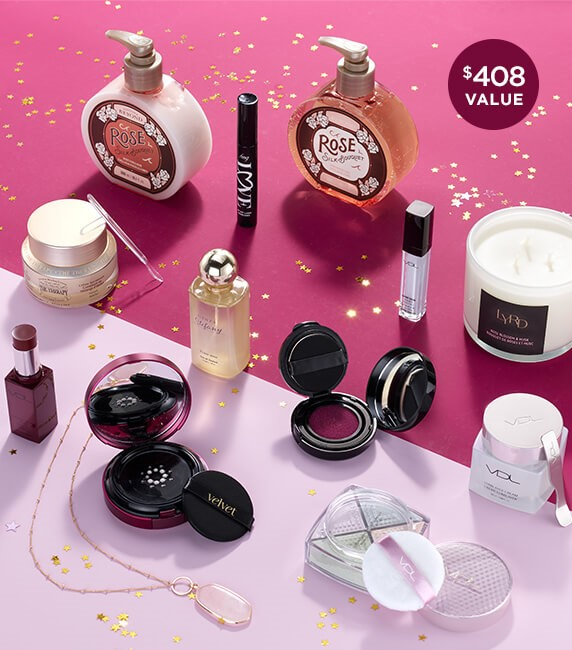 Enter To Win The Romantic Beauty